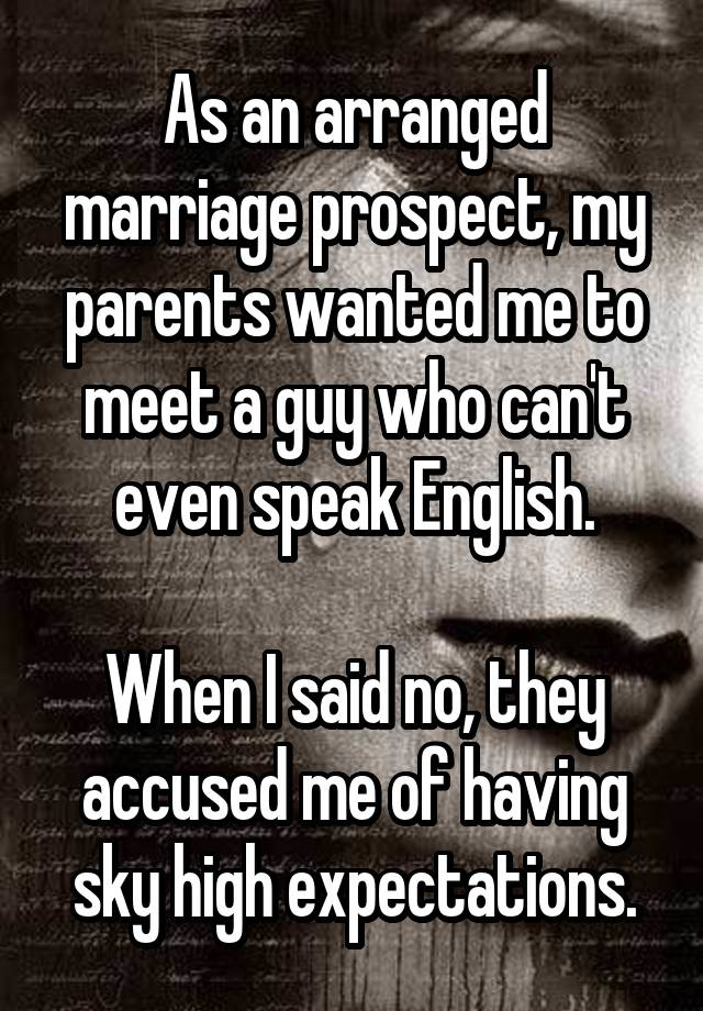 37 Brutally Honest Confessions About Arranged Marriages That